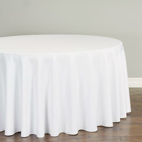 """60"""" ROUND TABLECLOTHES"""