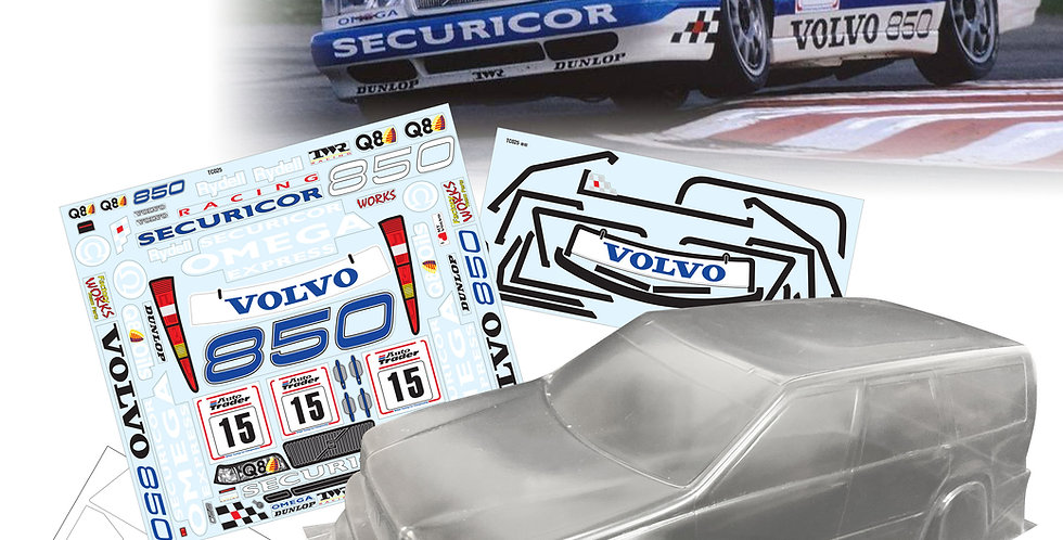 TC025 1/10 Volvo 850 Estate