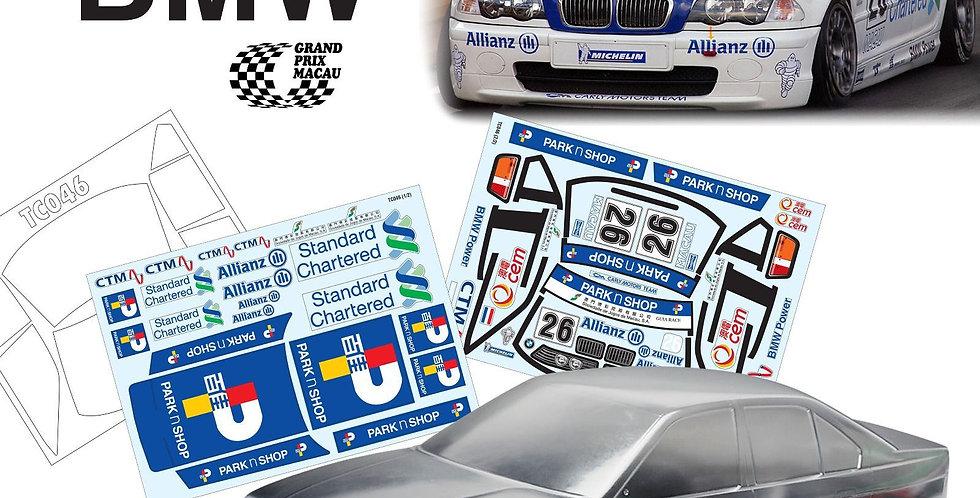 TC046 1/10 BMW E36