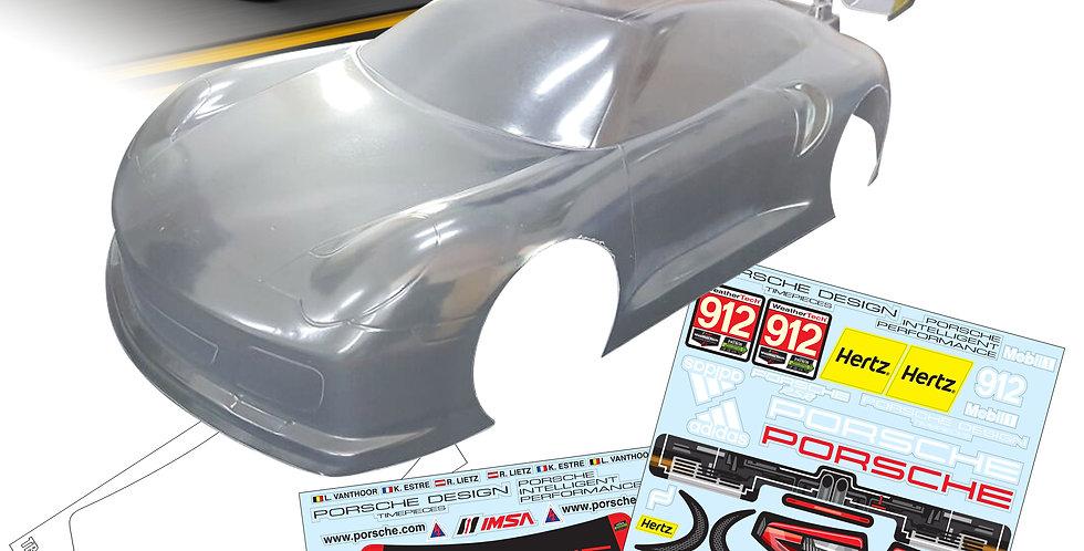 TB805 1/8 Porsche 911GT (325mm)