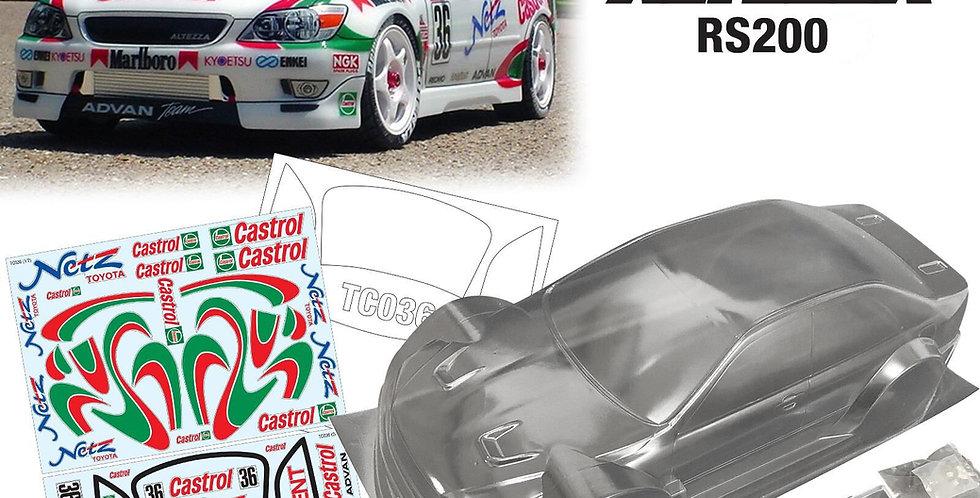 TC036 1/10 Toyota Altezza RS200