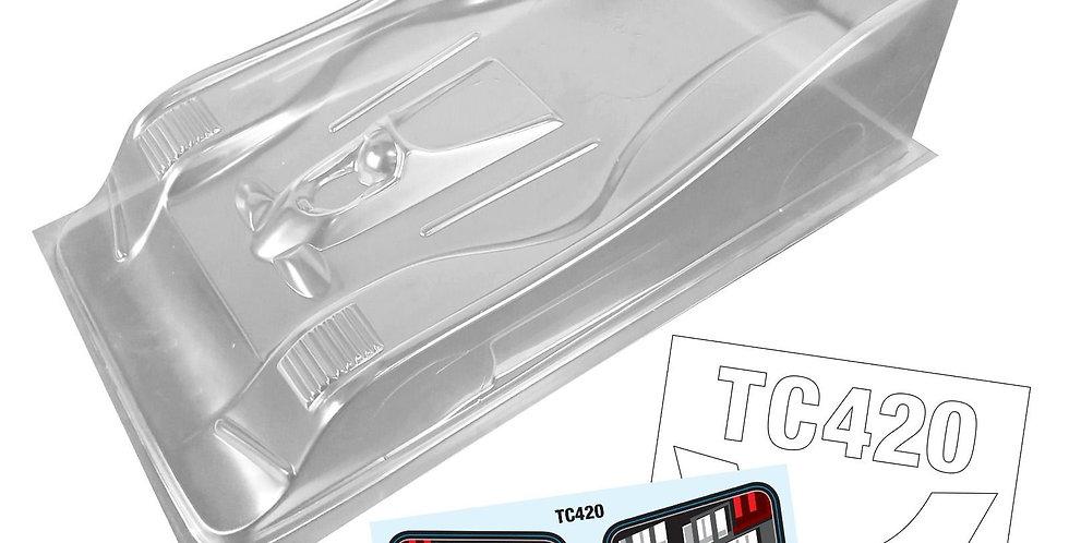 TC420 1/10 On Road 220/235mm