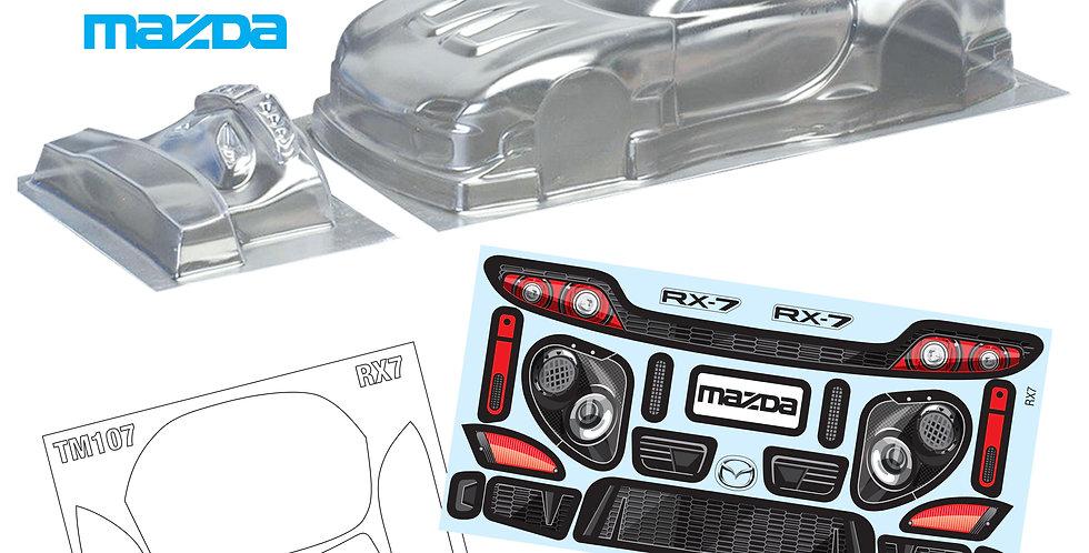 TM107 1/10 Mini Mazda RX7