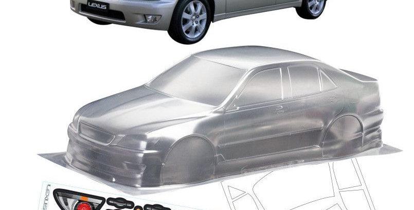 TC200 1/10 Lexus IS200