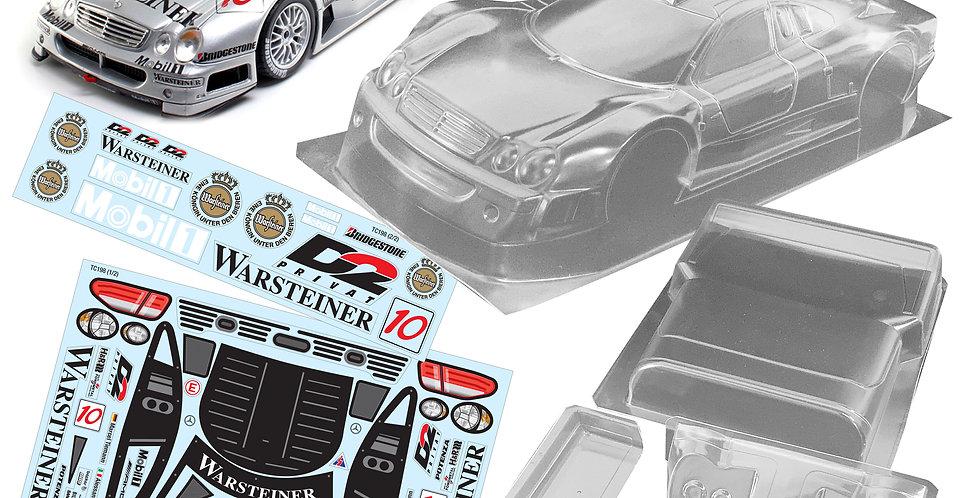TC198 1/10 Benz CLK GTR