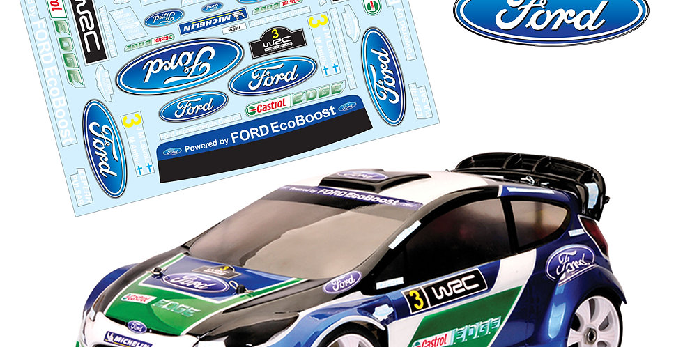 Ford Rally (360mm)