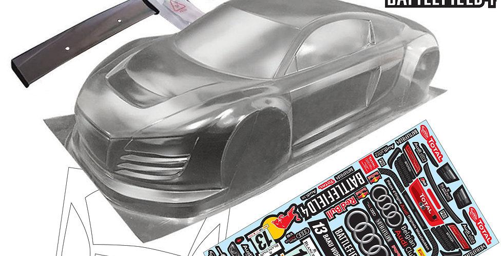 TC098 1/10 Audi R8
