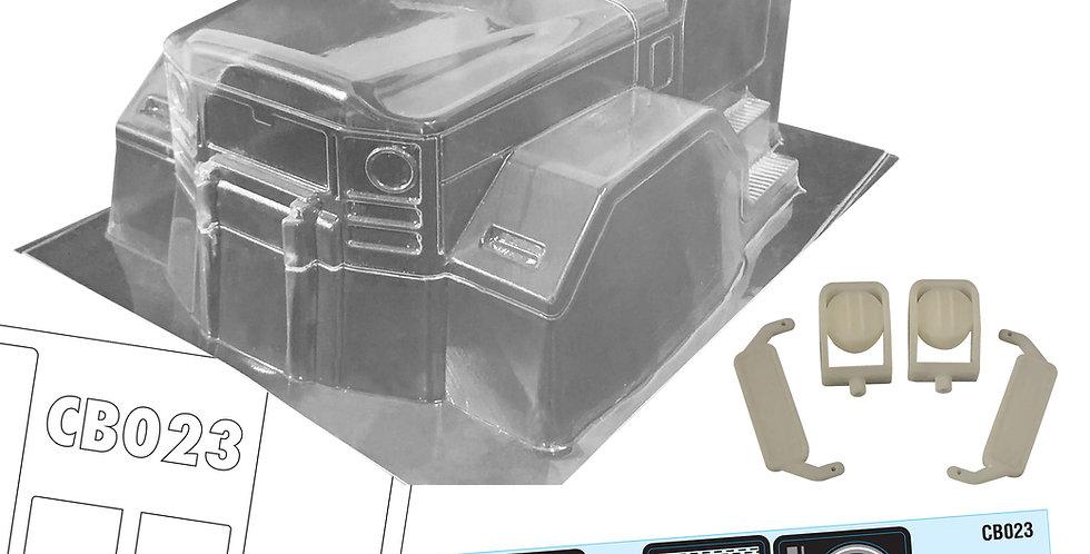 CB023 1/10 Crawler Truck Head, 313mm