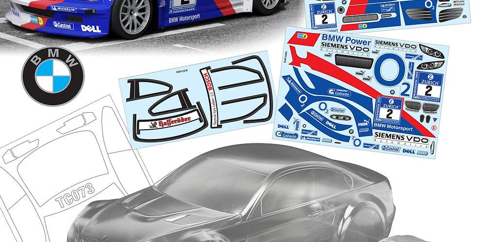 TC073 BMW M3 GT2 (190mm)
