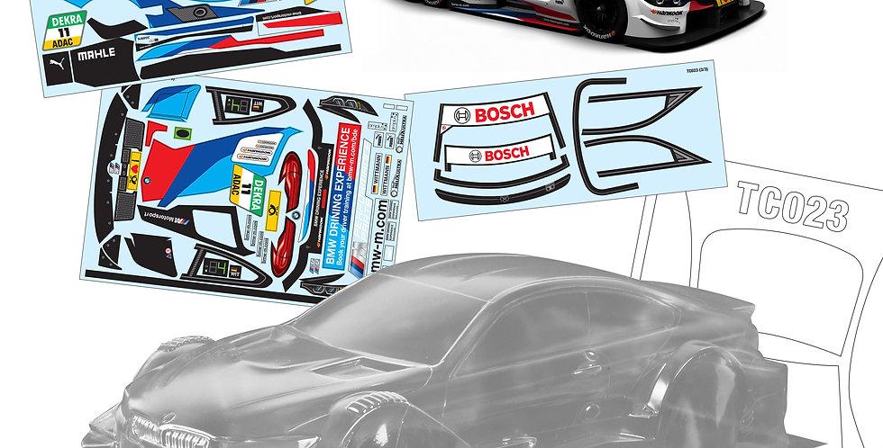 TC023 1/10 BMW DTM