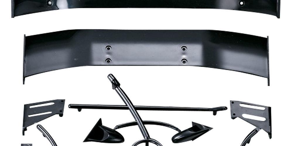 H618 1/10 Rear Wing Set