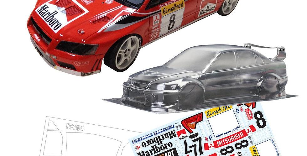 TC104 1/10 Evolution V