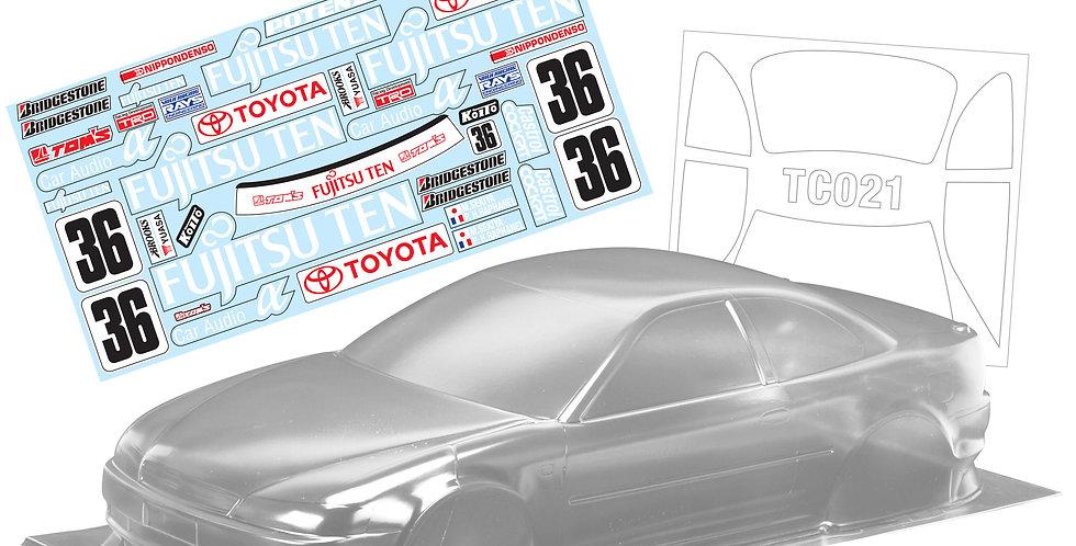 TC021 1/10 Toyota AE101