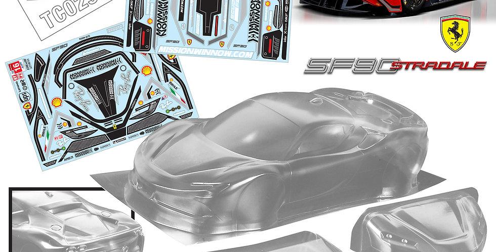 TC029 1/10 Ferrari SF90