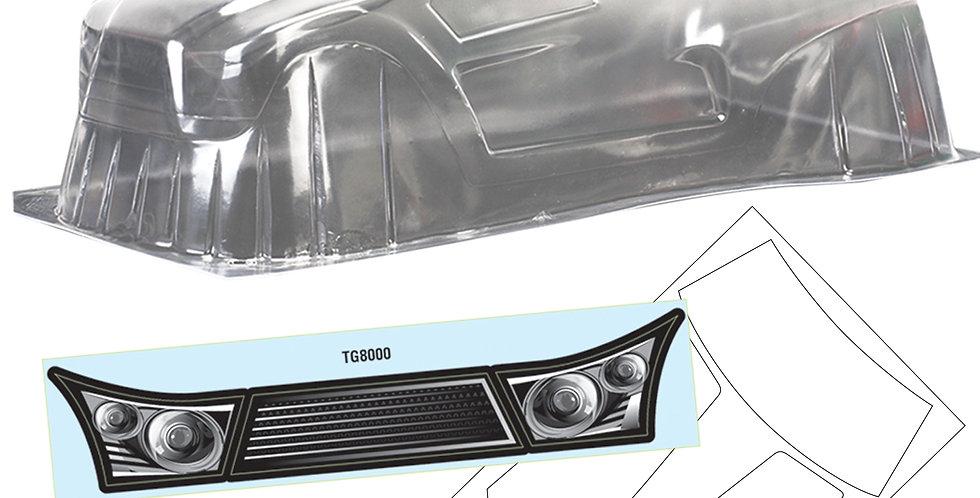 TG8000 1/8 Truggy Body
