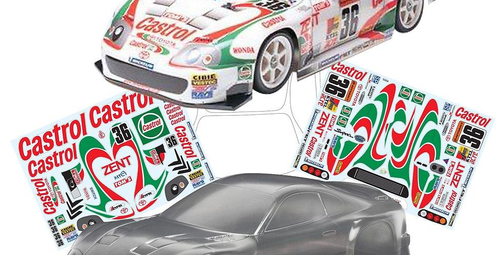 TC054 1/10 Toyota Supra