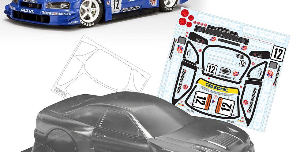 TC034 1/10 Nissan GTR R34