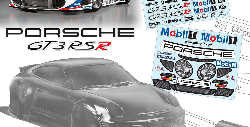 Porsche 911 (360mm)