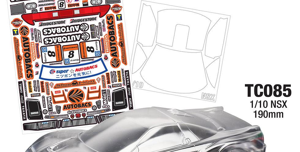 TC085 1/10 Honda NSX