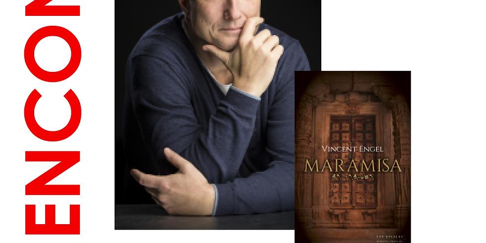 """Lancement de """"Maramisa"""", mon nouveau roman (LLN)"""