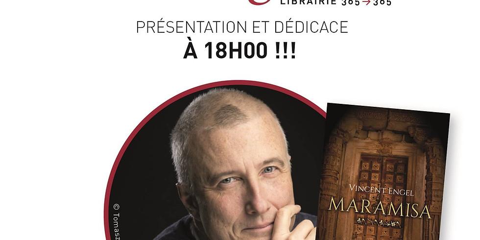 """Lancement de """"Maramisa"""", mon nouveau roman"""