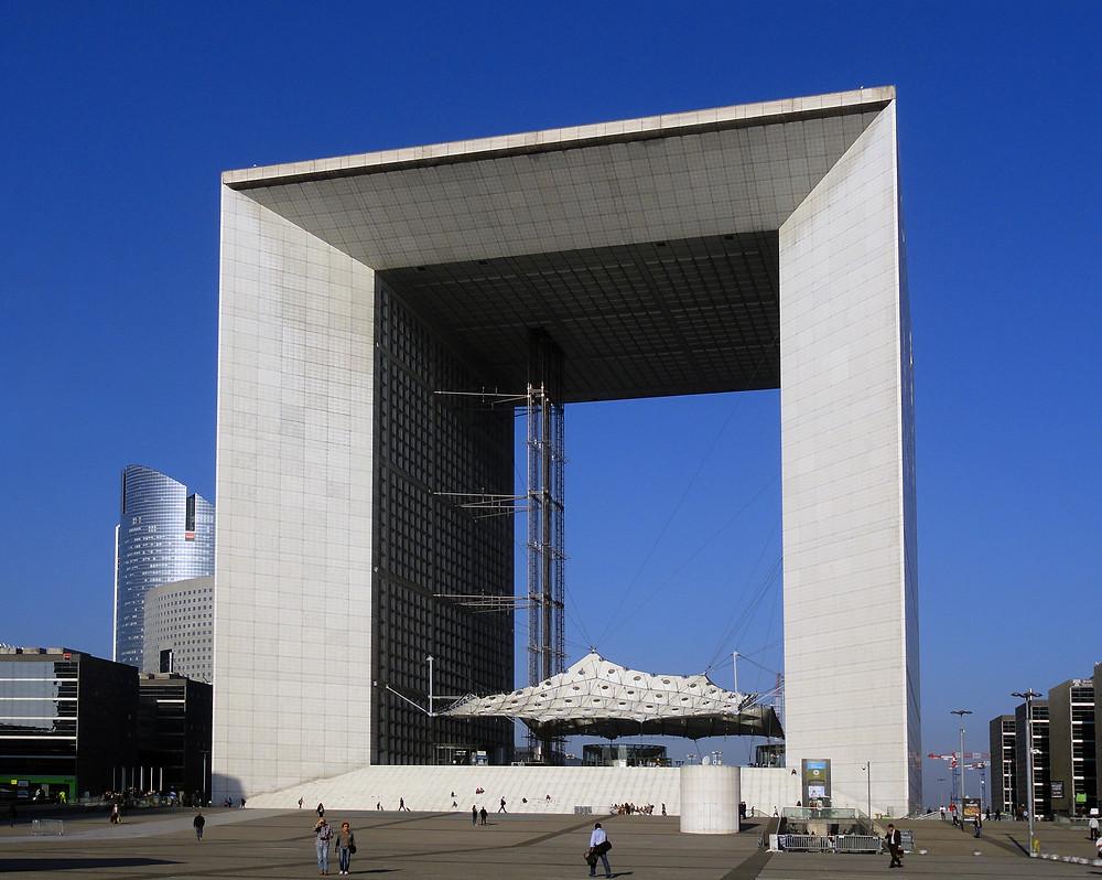 La_Grande_Arche_de_la_Défense
