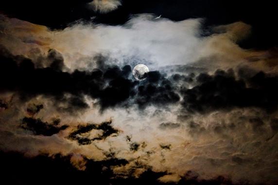 Ciel nocturne à Zambujeira do Mar © Luc Teper