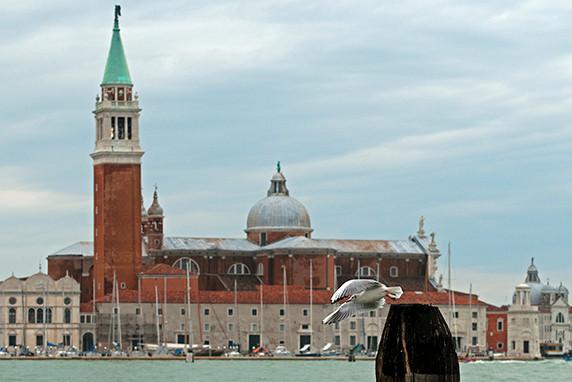 San Giorgio Maggiore ©Luc Teper