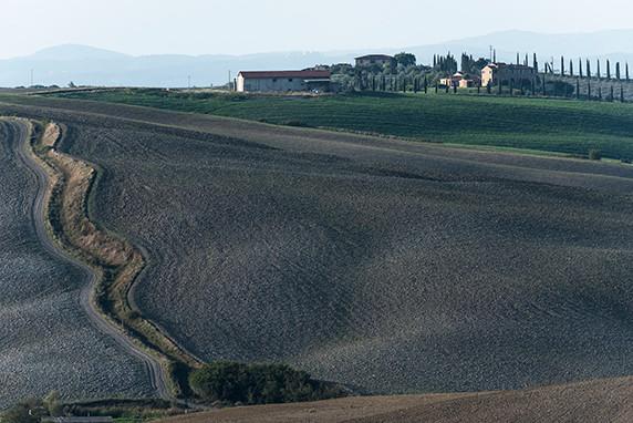 La campagne du Crete ©Luc Teper