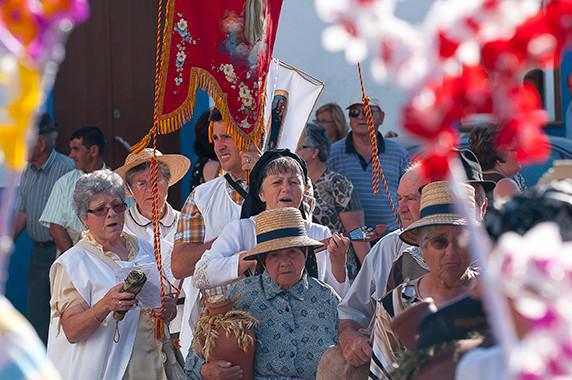 Procession de Santa Clara (Santa-Clara-a- Velha/Alentejo)