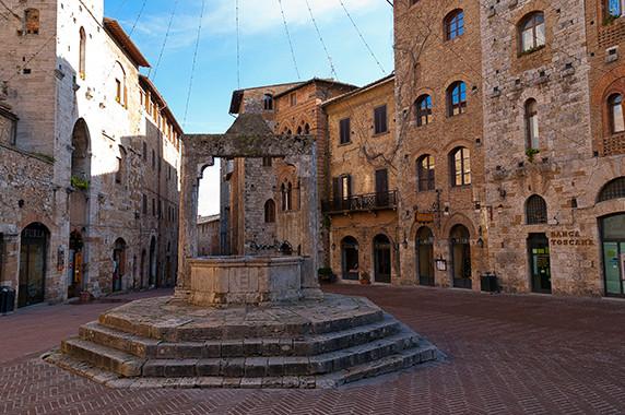 San Gimignano © Luc Teper