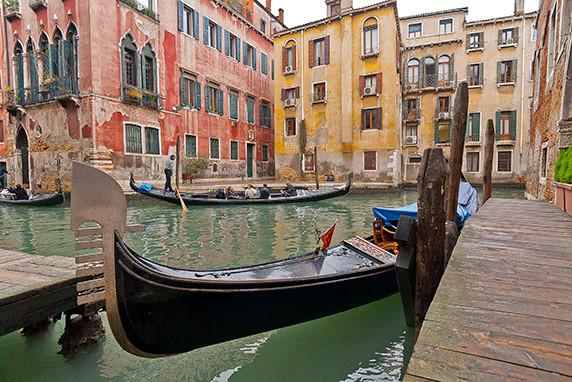 Dans le sestiere de San Marco ©Luc Teper