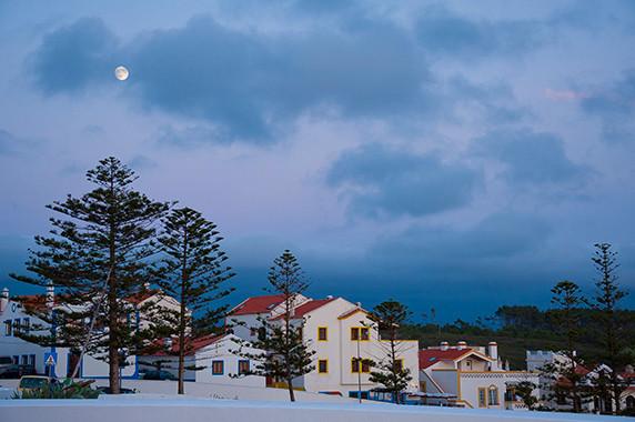 Crépuscule à Zambujeira do Mar © Luc Teper