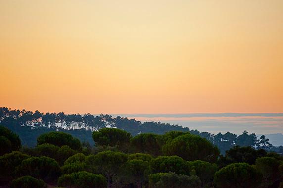 Panorama vu de la Serra da Arrabida © Luc Teper