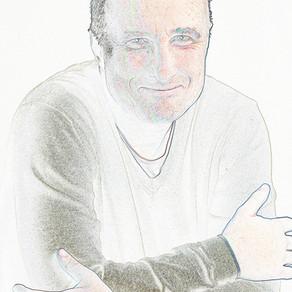 Autoportrait pour La Libre Belgique (2009)