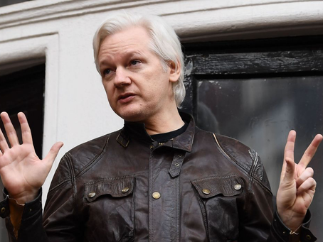 Assange Day : Julian Assange, figure des lanceurs d'alerte, « en danger »…