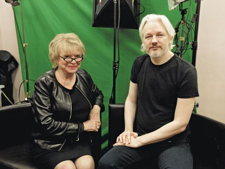 Julian Assange se meurt en prison pour avoir rendu publics ces crimes de guerre