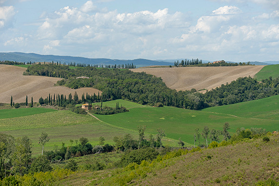 Val d'Orcia ©Luc Teper