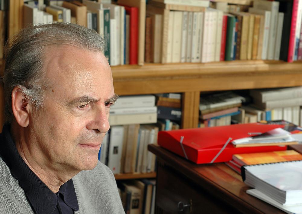 MODIANO Patrick photo C. Hélie Gallimard COUL 1 09.07