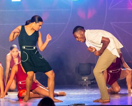 """What A Beautiful Morning"" (2019) Senior Company Choreography: Al Blackstone"