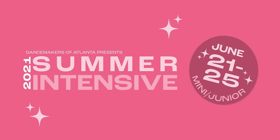 Mini/Junior Summer Intensive