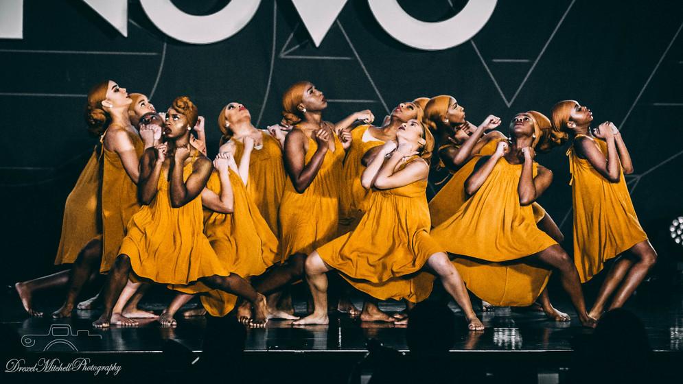 """""""Bag Lady"""" (2018) Teen/Senior Companies Choreography: Martha Nichols"""