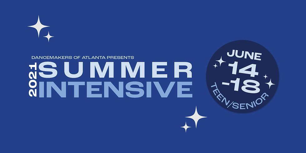 Teen/Senior Summer Intensive