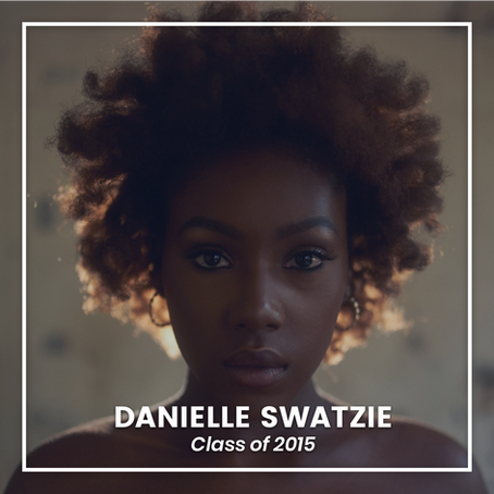 Alumni Spotlight | Danielle Swatzie