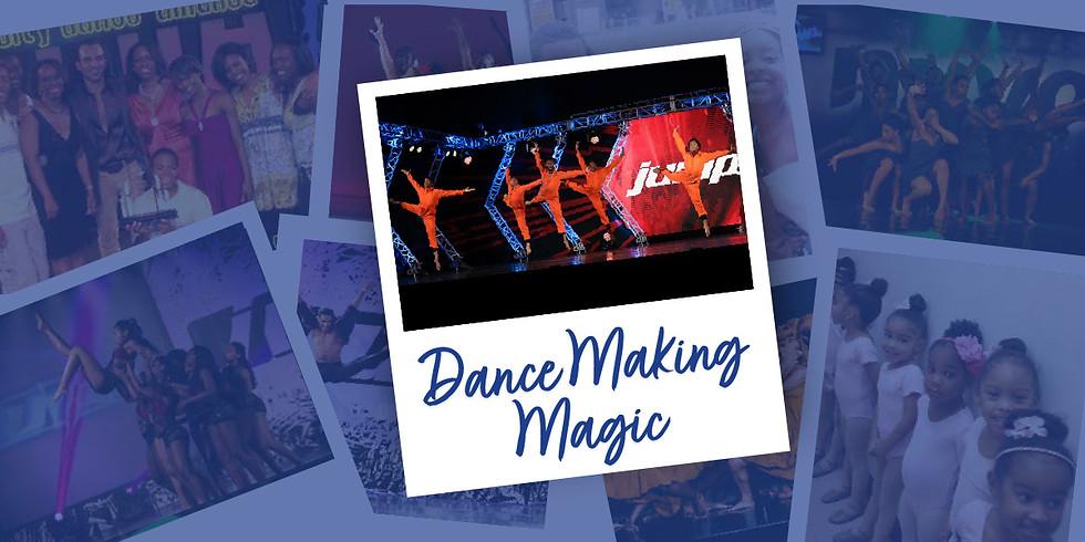 Dance Making Magic: Spring Recital 2021