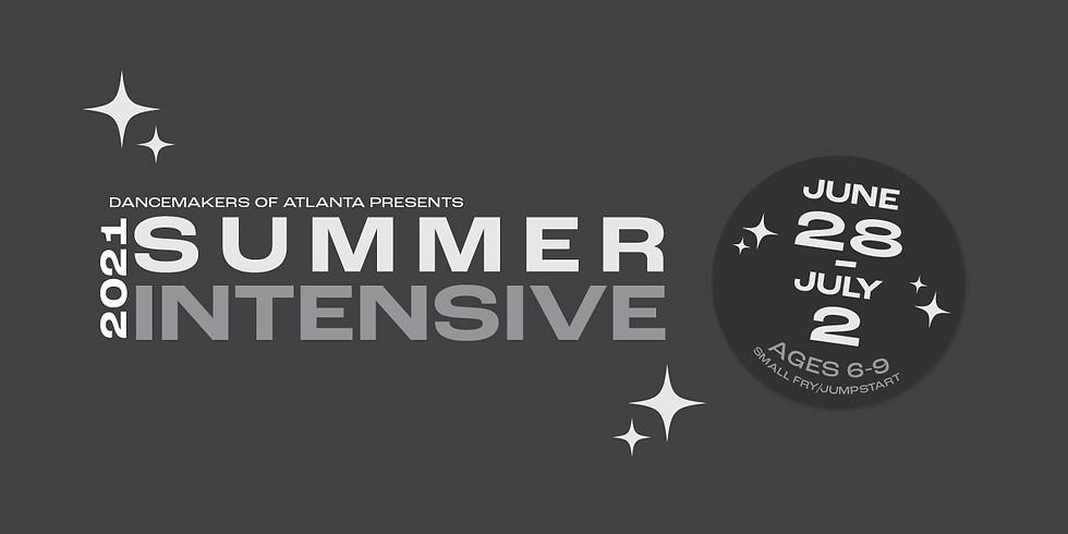 Jumpstart/Small Fry Summer Intensive