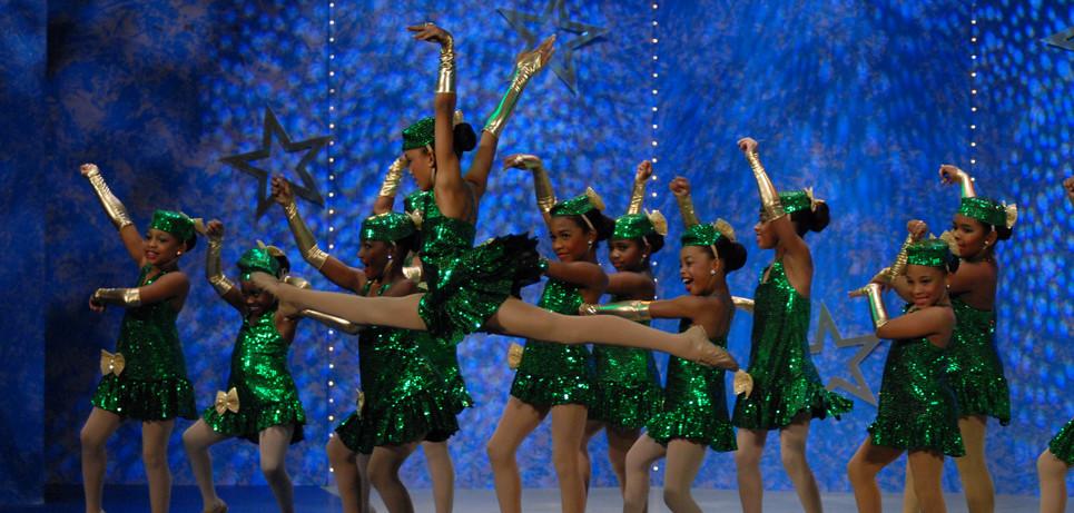 """Money"" (2007) Choreography by Denise Heard-Latimer and Lynise Heard"