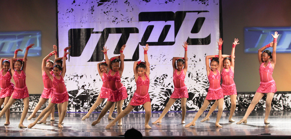 """""""With A Swing"""" (2012) Choreography by Amber Jackson (Class of 2007)"""