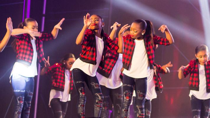 """Show Off"" (2019) Small Fry/Mini Companies Choreography: Kiki Ely"
