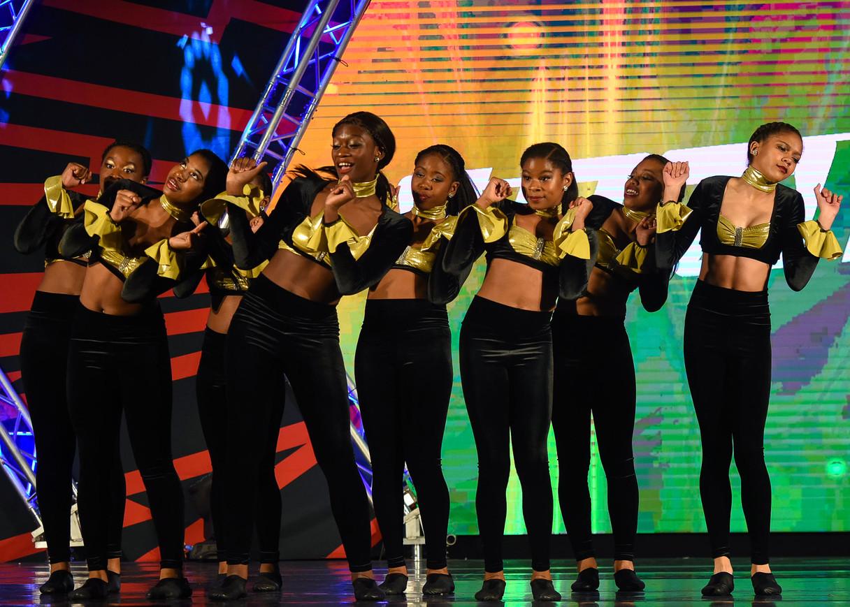 """Boogie Down"" (2018) Junior/Junior Elite Companies Choreography: Martha Nichols"
